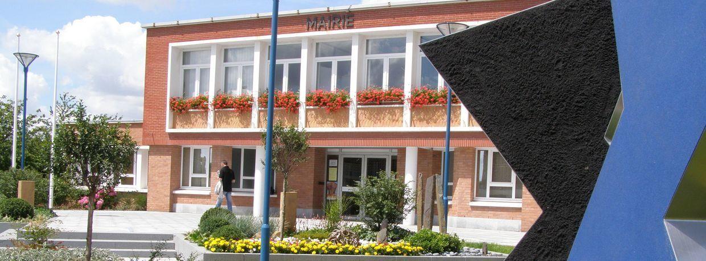 La Mairie de Roost-Warendin