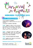 Bulletin d'inscription carnaval des enfants 2017