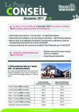 La Page du Conseil décembre 2017
